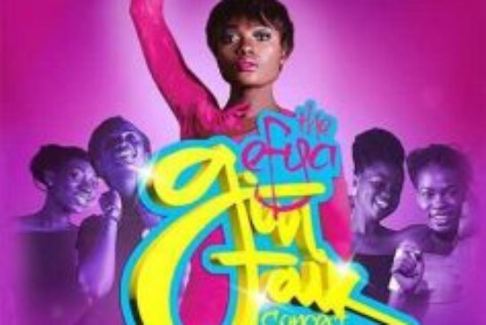 Efya Says Goodbye To Girl Talk