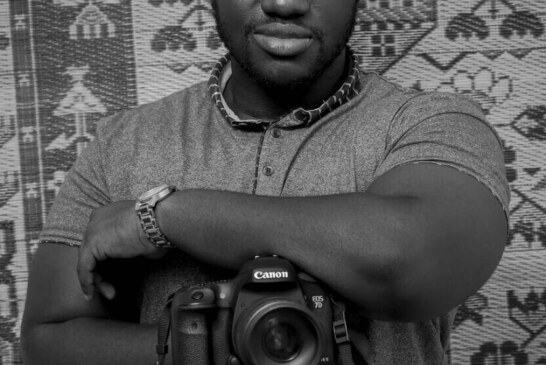 Meet Antwi-Boasiako The Video Director Extra-Ordinaire