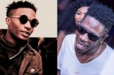 Shatta Wale 'chills' with Wizkid after Ghana Meets Naija