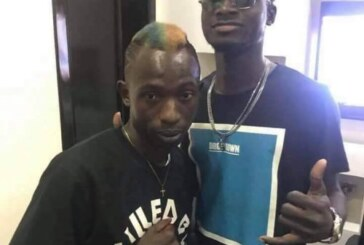 Patapaa indicts Kuami Eugene of farting at a party (watch video)