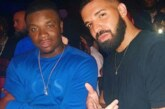 Big Shaq spotted hanging out with Drake