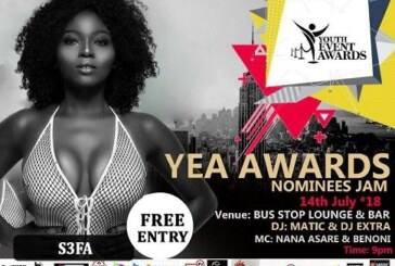 S3fa Nominated At The Maiden Edition Of The Youth Event Awards 2018