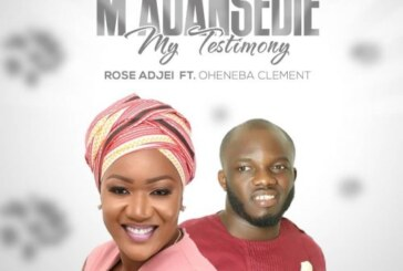 Rose Adjei Ft. Oheneba Clement – M'Adansedie  (Prod By D.D.T)