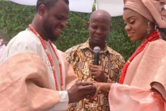 All you need to know about Becca's chartered economist husband