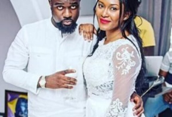 Tracy Is 3 Months Pregnant For Rapper Sarkodie