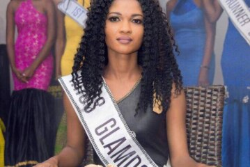 The Winner For This Year Glamdolls Beauty Pegeant 2017 Happens To Be Safia Amadu.