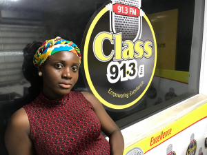 I will use the hard way to promote my music than exposing my body - Lamisi on Class Drive.