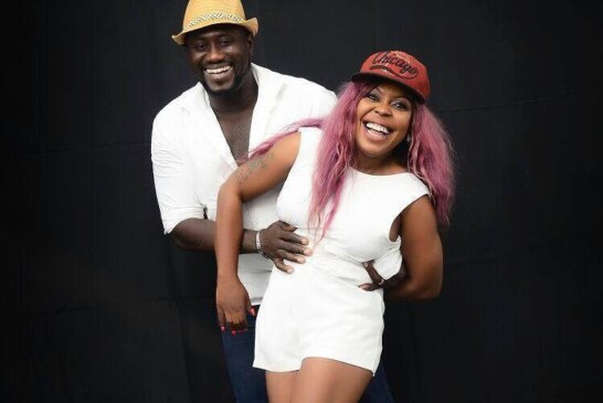 "Afia Schwarzenegger thanks Ebony for telling her story in ""Maame Hw3"""