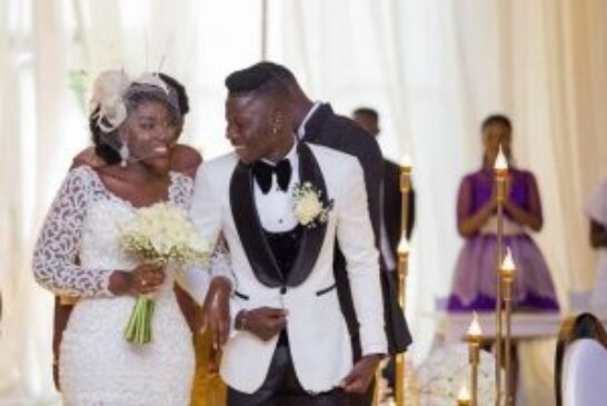 Stonebwoy Welcomes First Child