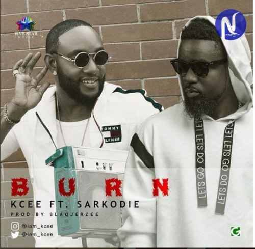 Kcee Ft. Sarkodie – Burn (Lyrics)