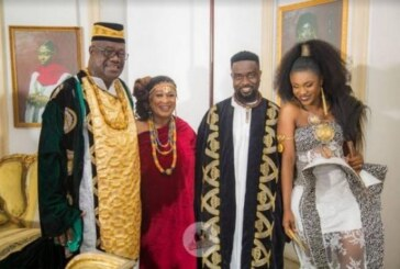 Sarkodie, Fritz Baffour, Paulina Oduro and others star in new epic video for Becca