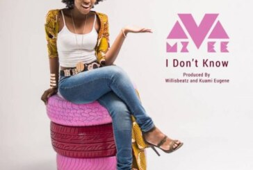 MzVee – I Don't Know (Prod. by Willis Beatz x Kuami Eugene)