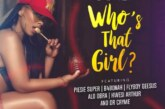 Donzy ft. Piesie, B4Bonah, Flyboy, Obra, Kwesi Arthur & Dr. Cryme – Who's That Girl