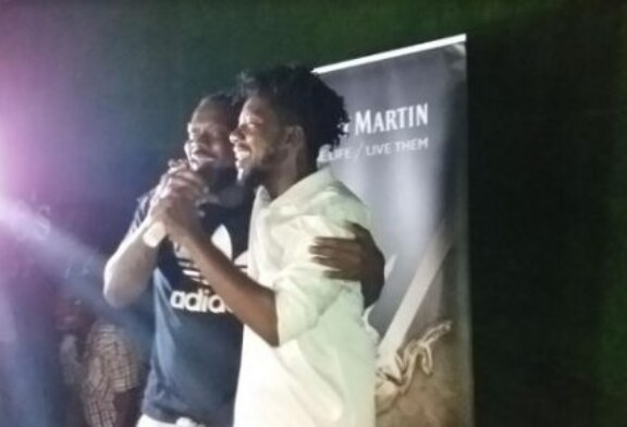 Samini, Zeal, Tinny, Jupitar and others celebrate Tic