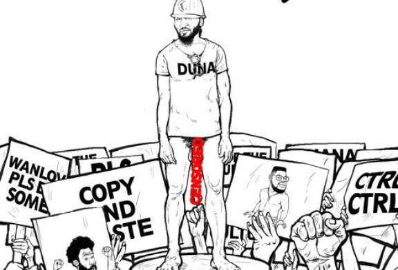Wanlov the Kubolor – Dis Be Ghana (Lyrics)