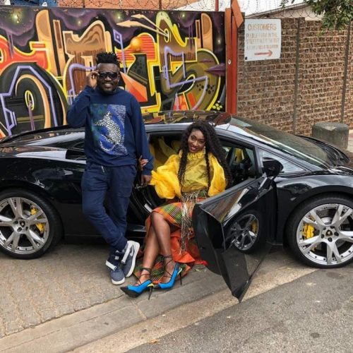Bullet can't have sex with me – Wendy Shay
