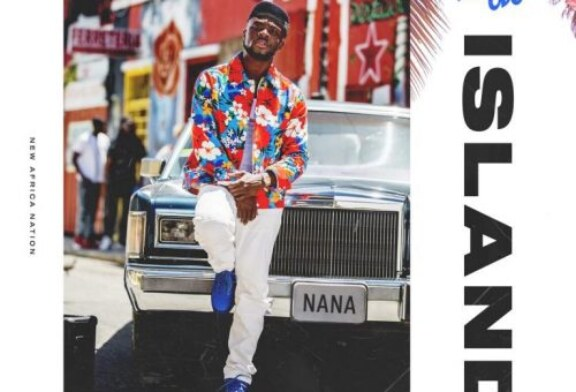 Fuse ODG – Island (Instrumentals) (Prod. by Yrs Trly)