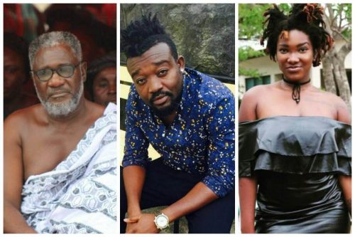 Bullet failed to tell me the truth over cash division after Ebony's memorial concert - Mr. Opoku Kwarteng