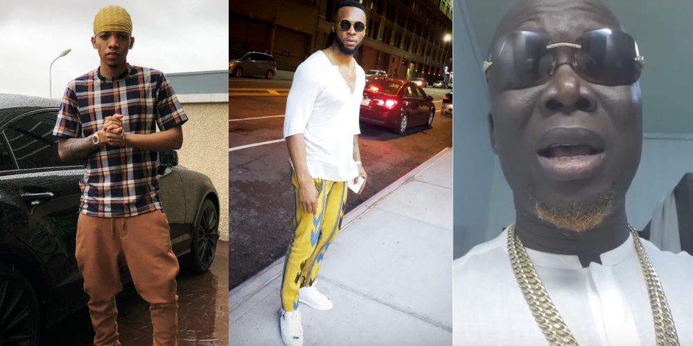 Flavour, Tekno And Others Escape Plane Crash Ahead Of Show In Ghana