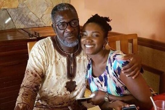 Swear you did not sleep with Ebony and I will curse you- Ebony's dad to Bullet