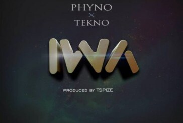 Phyno Ft. Tekno – Iwa (Prod By. Tpsize)